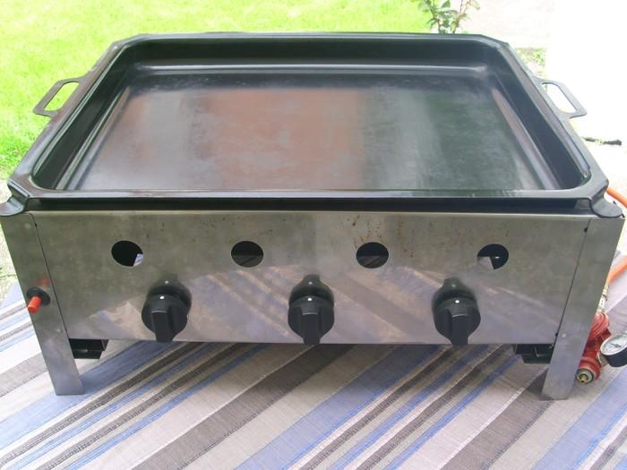 Tisch Für Gasgrill : Traedgard tisch gasgrill gemini brenner aus edelstahl